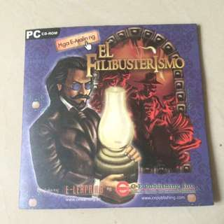 El Filibusterismo CD
