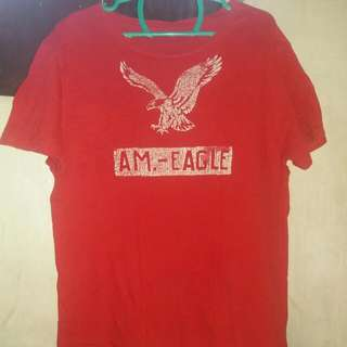 American Eagle Small Red