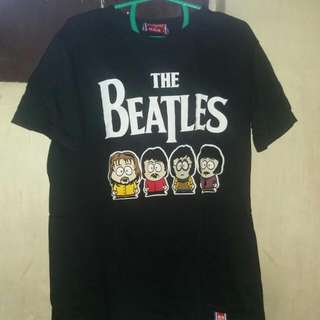American Boulevard Beatles Black Small Size