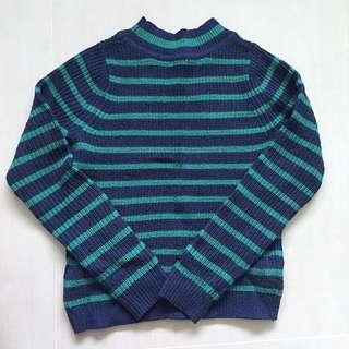 🚚 GU微高領毛衣