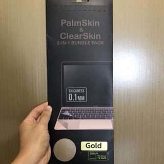 Macbook palmskin gold