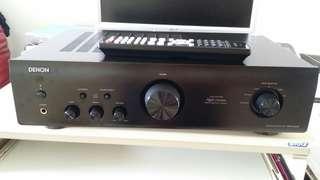 Denon intergrated amp