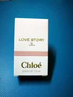 Chloe Love Story Travel Set