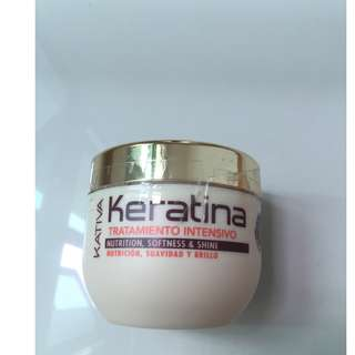 Keratin intense Treatment Mask