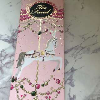Too Faced La Belle Carousel Eyeshadow Palette