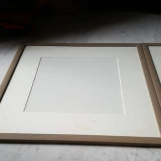 #blessings Two new picture frames 53cmx53cm