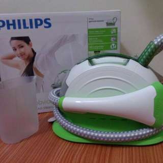 Philips iron steamer