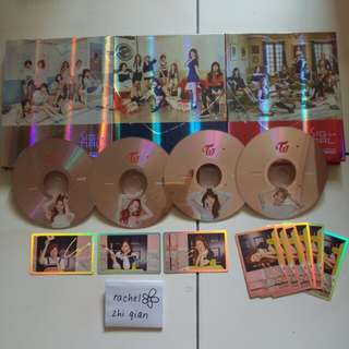 [READY STOCK] TWICE 4th Mini Album Signal