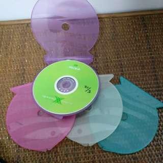 熱帶魚造型CD盒(4個100元含郵資)