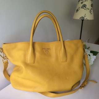 Prada Handbag (Price Reduced!)