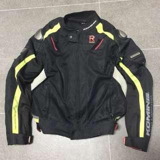 Komine R-Spec Touring Riding Jacket