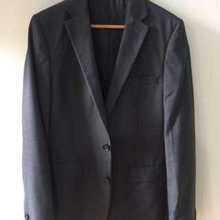全新NET窄版合身西裝外套
