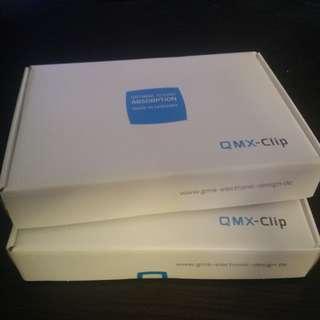 GMK QMX-Clip Sound-Dampening Brackets (110 Pieces)