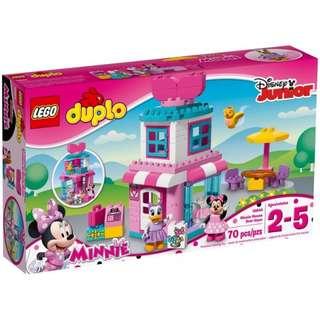 全新 LEGO 10844 Minnie Mouse Bow-tique