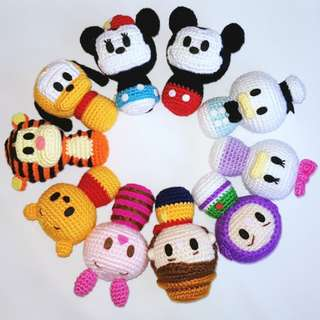 ❤Cute Disney Amigurumi ❤