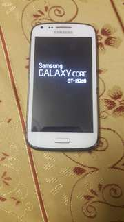 Samsung galaxy CORE GT-18260