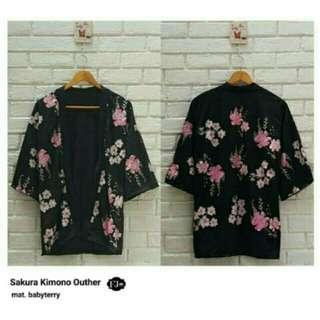 Sakura Kimono Outer