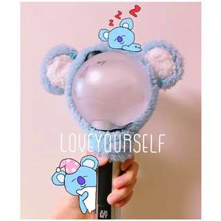 BT21 Army Bomb Cover