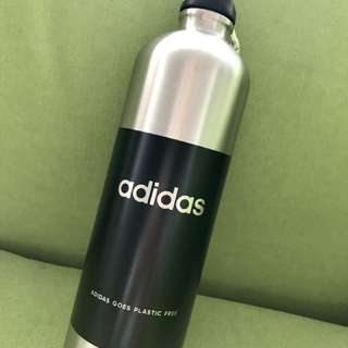 Adidas stainless steel water bottle