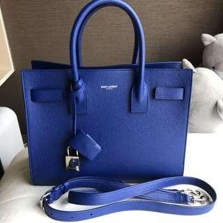 YSL25cm電光藍色