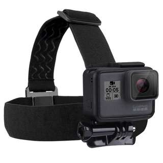 GOPRO HERO 6 BLACK - head strap
