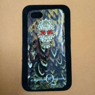 Casing Alexander MQueen untuk Iphone 5 atau 5s