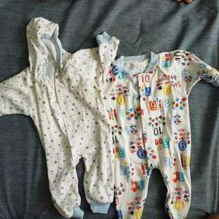 0-3 month comfy cotton jumper