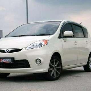 Perodua Alza Premium EZi for sale
