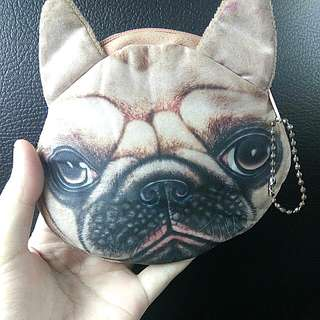 Coin wallet doggy | Dompet koin | pouch