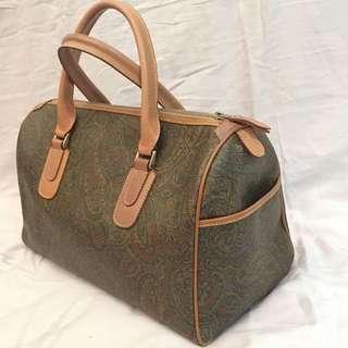 Leather sling bag i santi Speedy Boston 👜