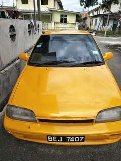 Suzuki swift 86