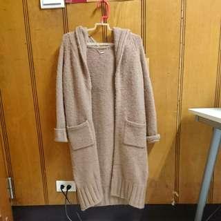 Lily brown 泰迪熊毛毛針織衫