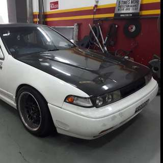 Nissan Cefiro a31 manual 1jz
