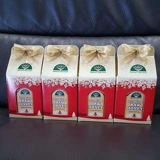 Premium Organic Raw Honey for Christmas!