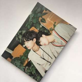 YONGGUK & SIHYUN THE.THE.THE ALBUM