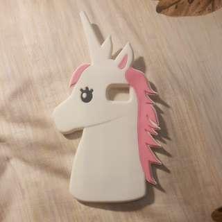 S7 Edge Case - Unicorn Design