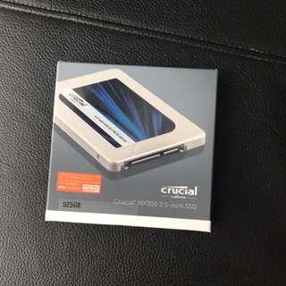 BNIB Crucial MX300 525GB SSD