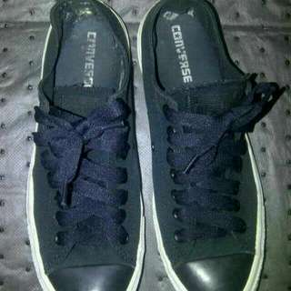 Converse ct ox black