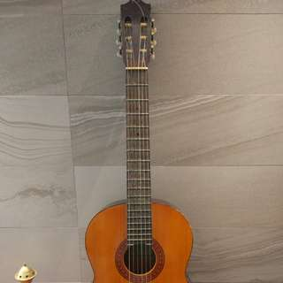 Original Yamaha C-60 Classical Guitar (with soft carrying bag)