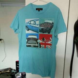 Ben Sherman T Shirt (Small)