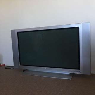 LG Plasma TV model no RT-42PX11