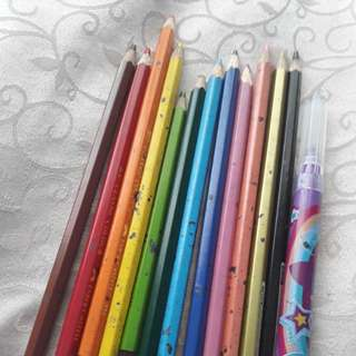 Faber Castell 12 Colouring Pencils