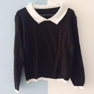 Sweater B&W