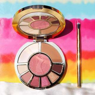 Tarte limited-edition ladies night eye & cheek palette