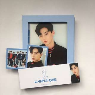 WANNA ONE TO BE ONE (SKY) MINHYUN FULL SET