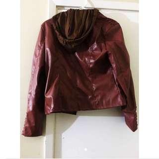 Woman's Leather Jacket #sunrisetv