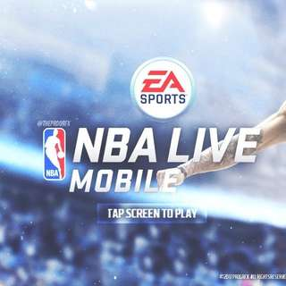 🔥NBA Live Mobile Coins 🔥#PROMOTION