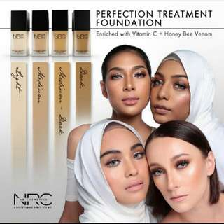 NRC Perfection Treatment Foundation