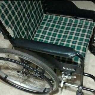 Budget Rent Wheelchair