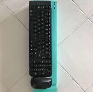 Logitech keyboard MK220